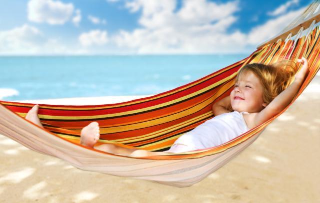 Jak zabavit děti na dovolené v Egyptě