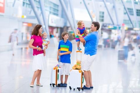 Cestování s dětmi - rady a tipy jak se připravit na cestu