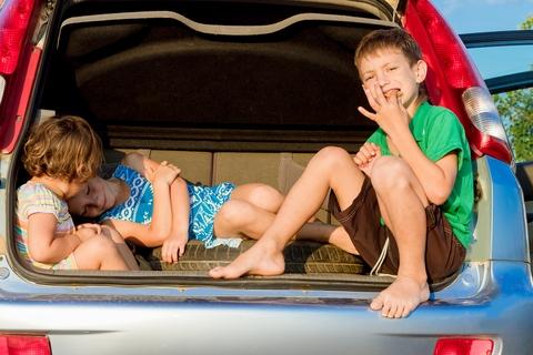 I cesta je již dovolená aneb na cestě s dětmi v pohodě