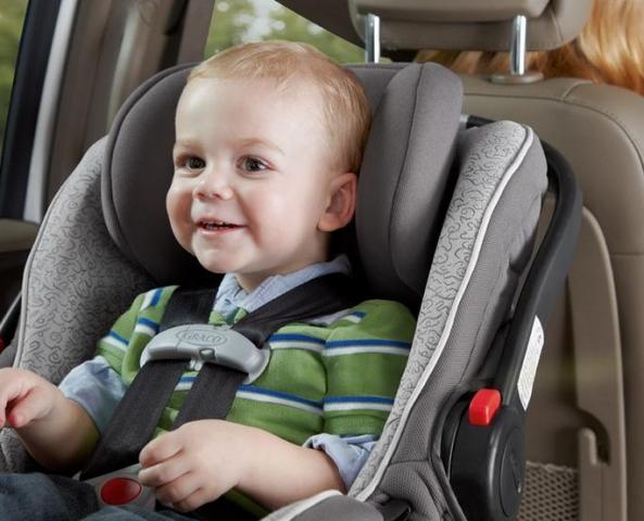 Autem s dětmi bezpečně - dětská autosedačka, porucha vozidla