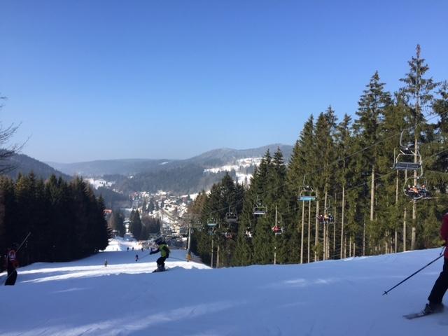 Webové kamery on line - prohlédněte si aktuální stav ski areálů