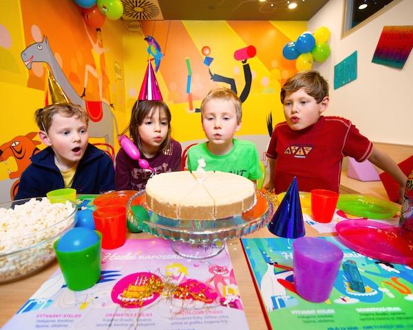 Oslavte narozeniny v zábavním parku BRuNO