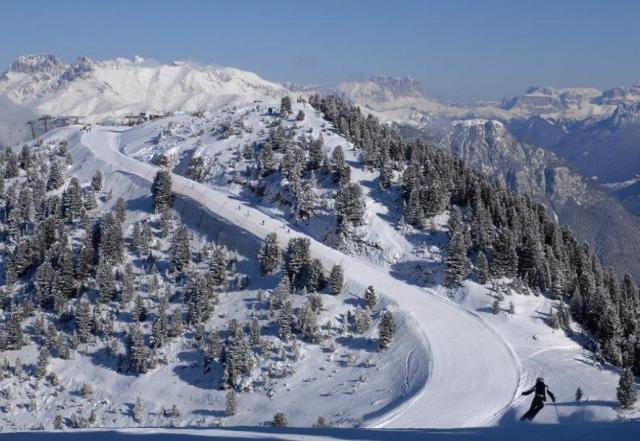 Zimní dovolená / lyžování