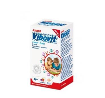 Vibovit JUNIOR, vitamíny