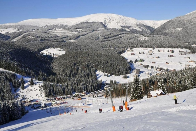 Kam s dětmi na lyže nebo na výlet v zimě