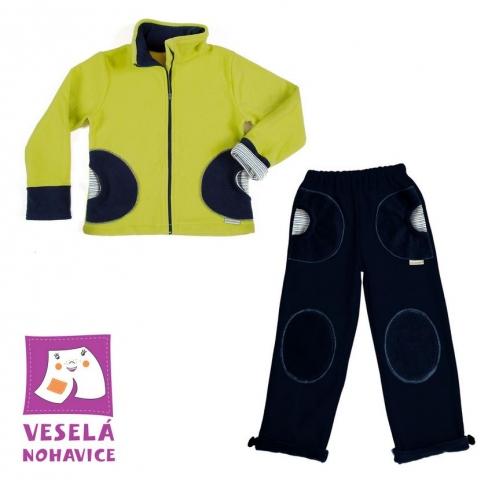 Dětské oblečení - tip na českou značku