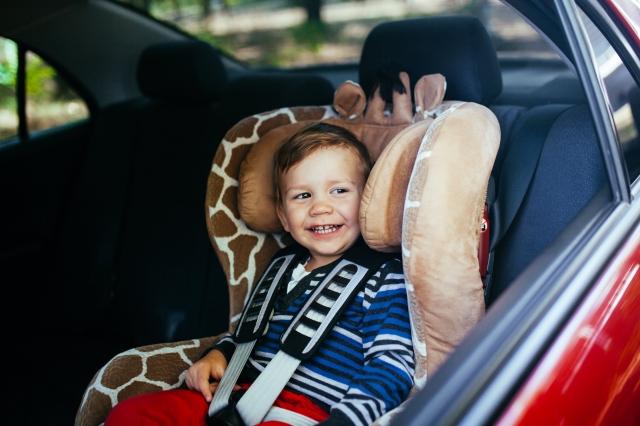 Nejbezpečnější auta pro děti