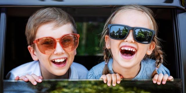 Na cestování vozem s dětmi je nutné mít dobré povinné ručení