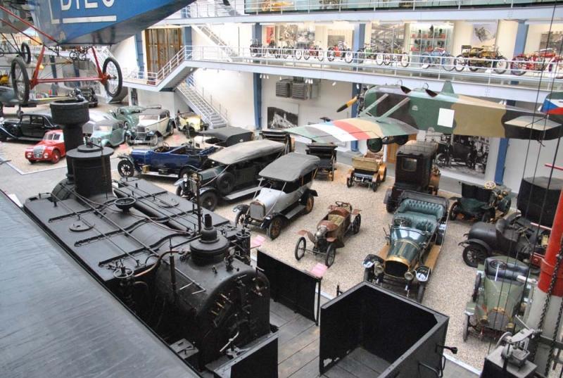 Národní technické muzeum - Praha