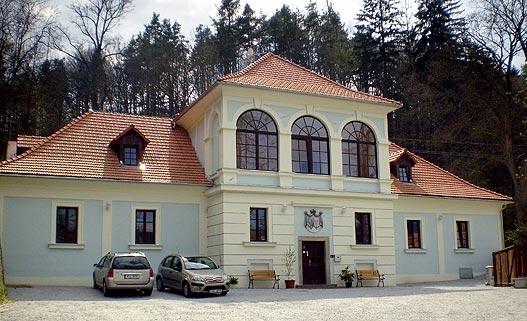 Penzion Vodotrysk - Český Krumlov