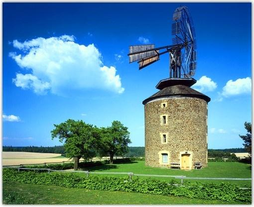 Větrný mlýn Ruprechtov - Drnovice
