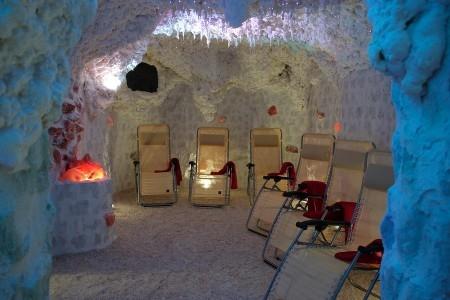 Solná jeskyně Hnězdenská