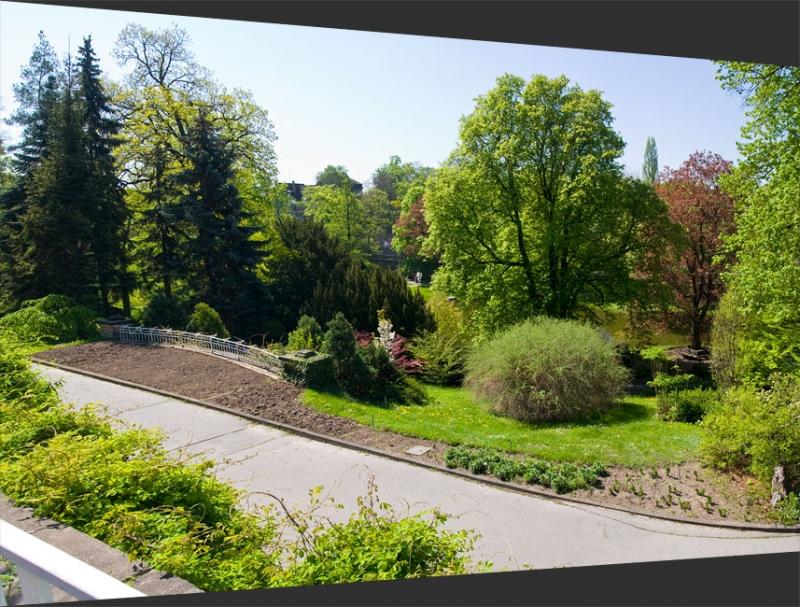 Botanická zahrada v Táboře